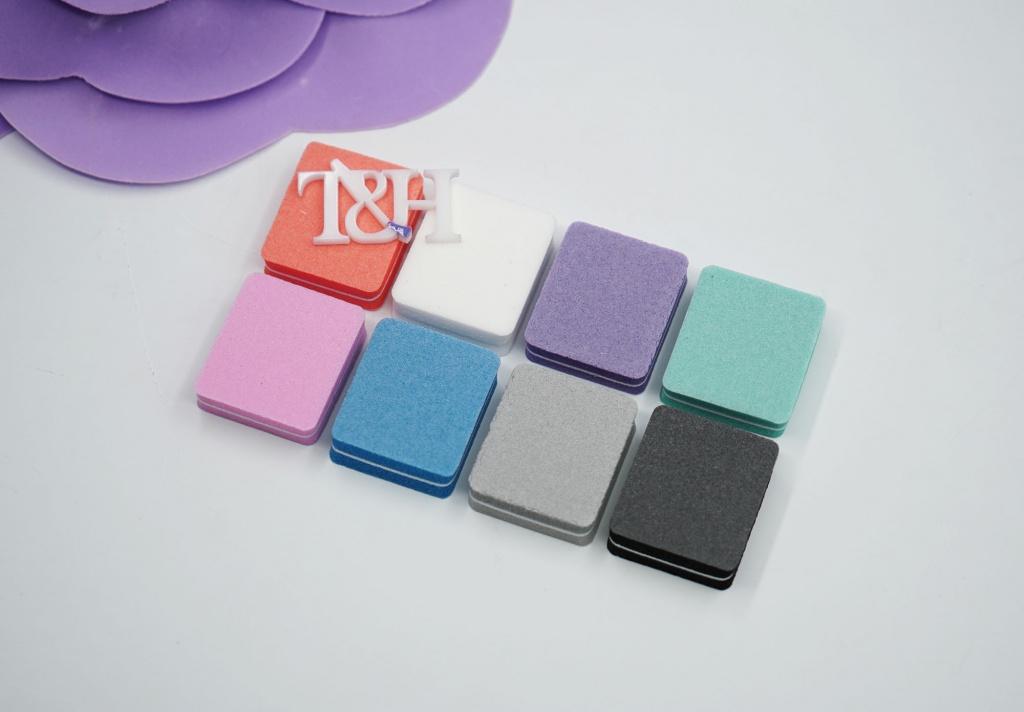 Мини Баф в уп 50шт одного цвета оранжевые, белые, фиолетовые, тифани, розовый, синий, серый, черный.jpg